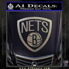Brooklyn Nets D1 Decal Sticker A1 Decals