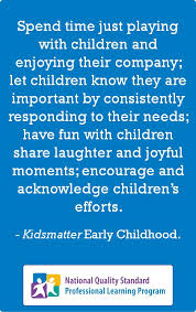 fostering responsive and respectful relationships is how educators