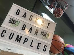 Eventos Basket Bar