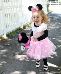 minnie mouse costume makeup toddler