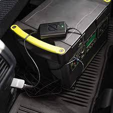Goal Zero 98079 - Cargador (Auto, Encendedor de Cigarrillos, 12 V ...
