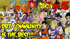 Dragon Ball Z YouTube Community Is THE Best Out There! - YouTube