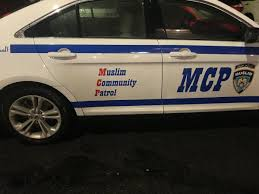 Uzivatel Tarek Fatah Na Twitteru Islamism On The March This Time In New York City Disturbing This Car Decal Is Unofficial But Is Designed To Look Like The Nypd But As The