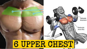 best 6 upper chest workout full chest