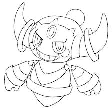 Image Result For Pokemon Coloring Pages Hoopa Pokemon Coloring
