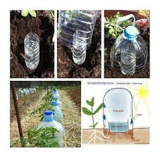 diy goteo solar drip irrigation