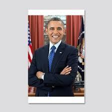President Barack Obama Wall Decals Cafepress