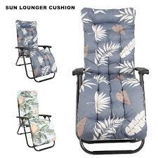 sun lounger cushion pad outdoor chair