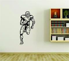 Buy Football Player Design Version 138 Nfl Vinyl Wall Decal Sticker Car Window Truck Decals Stickers Footballj015 13x28 In Cheap Price On Alibaba Com