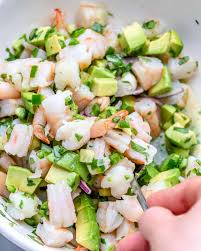 How To Make Shrimp Ceviche { EASY ...