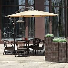 patio best shade umbrella stand offset