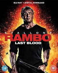 Rambo: Last Blood - Adrian Grunberg [BLU-RAY] - Golden Discs