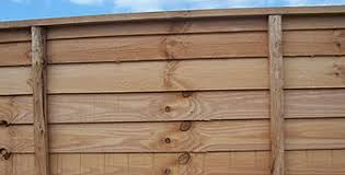 Fencing Panels Featheredge Fencing Timber Fencing