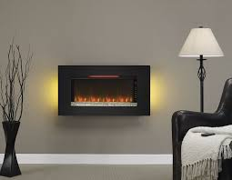 wall hanging fireplace classic flame