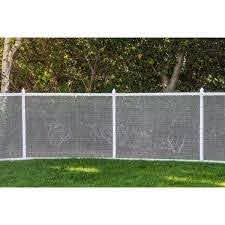 Pet Frame With Heavy Duty Wire Mesh And Gate Vinyl Fence Panel In 2020 Fence Panels Vinyl Fence Panels Vinyl Fence