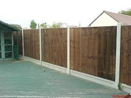 Fencing Closeboard Panels And Concrete Gravel Boards And Posts Colchester Area Ebay