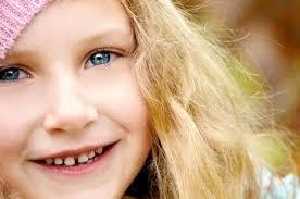 フリー写真画像: 子供、かわいい、金髪、顔、肖像画、かわいい女の子 ...
