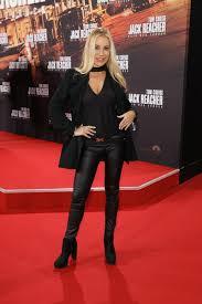 Xenia Seeberg - Xenia Seeberg Photos - 'Jack Reacher: Never Go Back' Berlin  Premiere - Zimbio