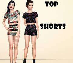 sims 3 female clothes custom content