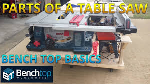 Introduction To The Table Saw Ep49 Youtube