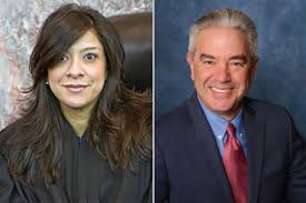 husband of federal judge Esther Salas ...