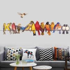 Owl Wall Decals In 2020 Bird Wall Decals Animal Wall Decals Whale Wall Decals
