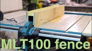 Improving Makita Table Saw Rock Solid Fence Youtube