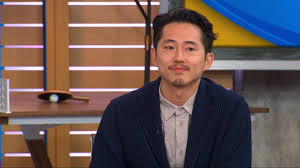 Walking Dead' star Steven Yeun talks about his creepy new role Video - ABC  News