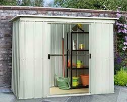 top 5 best metal garden sheds