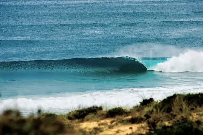 Image result for winter swell portugal""