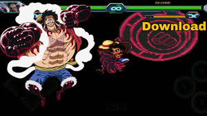 Luffy Gear 4 | Bleach Vs Naruto Character [Download] - YouTube