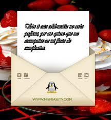 Invitacion Graciosas De Cumpleanos Imagui