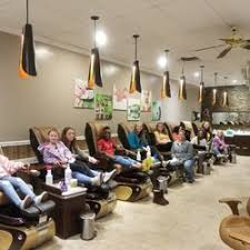 nail salons in burlington yelp