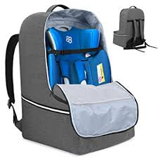 com teamoy car seat travel bag
