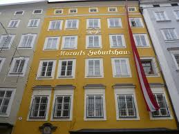 mozart s birthplace museum