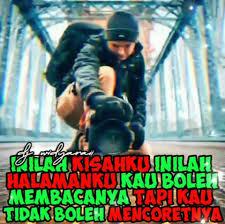 follow dj widyaraii quotes berkelas👍 sind keras terbaik