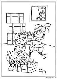 Sinterklaas Kinder Pieten Kleurplaat 486840 Kleurplaat
