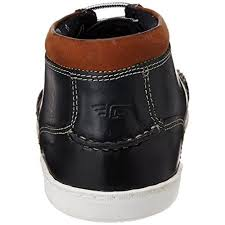 red tape men s leather sneakers