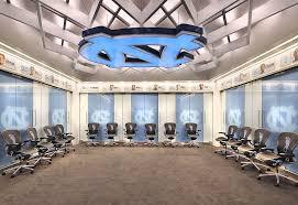 a cutting edge men s locker room at unc