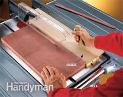 Table Saw Tips And Techniques Diy