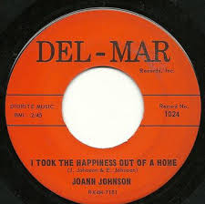 Joann Johnson - I Took The Happiness Out Of A Home (Vinyl) | Discogs
