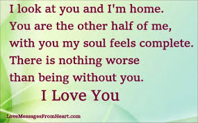 you are my home love messages from the heart