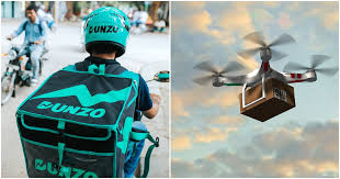 This Is The Perfect Time For Zomato, Swiggy and Dunzo To Take Their Drones  Out In India