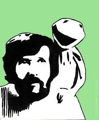 Jim Henson And Kermit Art Print Kermit The Frog The Muppets Etsy