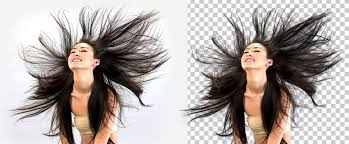 remove background around hair 20 images