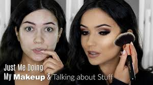 just a you makeup video you