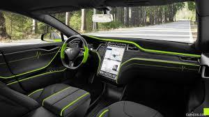 2015 MANSORY Tesla Model S - Interior ...
