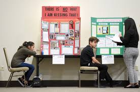 Eureka! Young Riverside County scientists show off work at science fair –  Press Enterprise