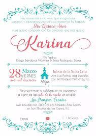 Imagen De Johana Mejia Ortez En 15 Anos Invitaciones Frases Para