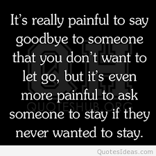 sad love goodbye quotes pictures